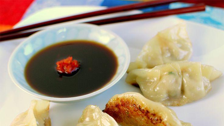 crazy dtagon pork dumpling how to use