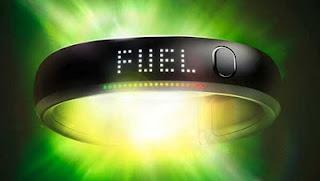 Nike+ Fuelband - La pulsera digital que registra tus movimientos diarios.