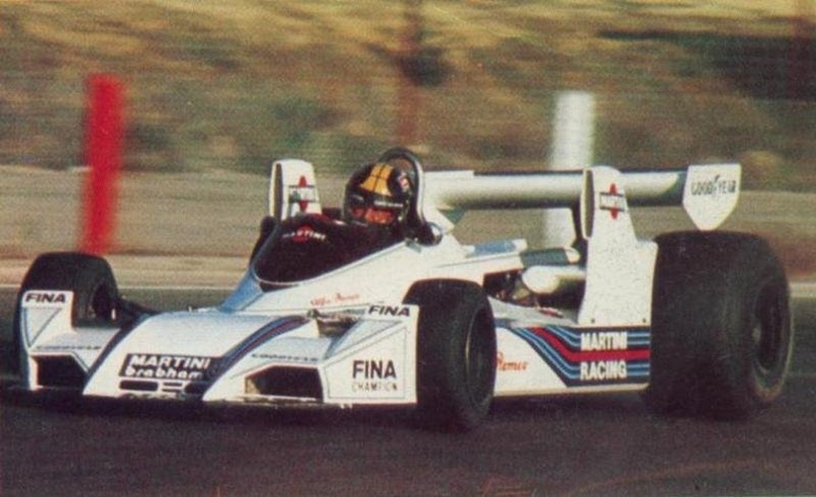 Brabham BT45 1976 test