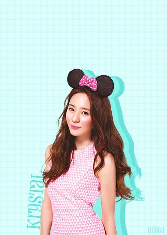 Jung Soo Jung / Krystal (f(x)) 1 of ? -- Krystal is bae. i have nothing else to say.