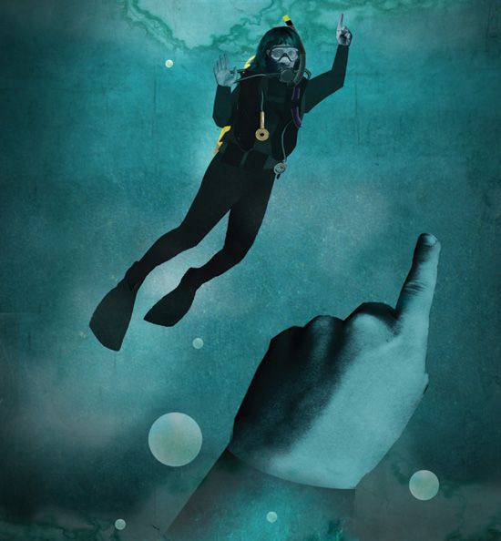 Scuba Diving Lessons for Life: Planned Separation