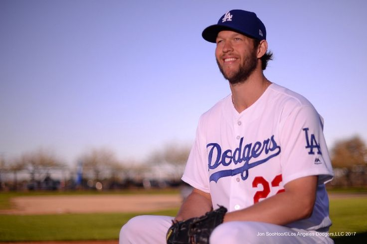 Clayton Kershaw, best pitcher in baseball today... ST 2017