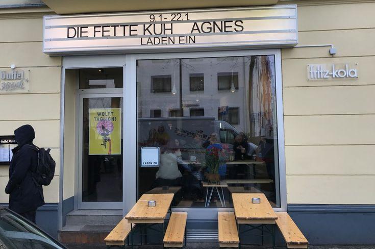 LADEN EIN in Köln - Die Fette Kuh Agnes im Pop-Up-Restaurant-LADEN EIN-Laden Ein Koeln Fette Kuh Agnes 01