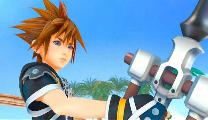 Kingdom Hearts 2.5 HD ReMix Teases Kingdom Hearts 3 he can save roxas