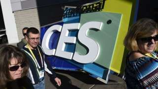 CES 2016: First look at new gadgets on the show floors - BBC News