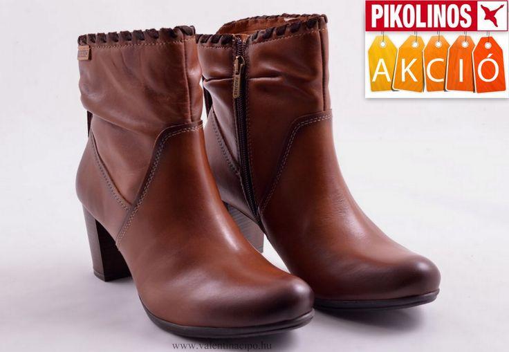 Akciós Pikolinos női lábbeli ajánlatunk! Elegáns, kényelmes és meleg!  http://valentinacipo.hu/pikolinos/noi/barna/bokacipo/139383339  #pikolinos #pikolinos_webshop #pikolinos_cipőbolt