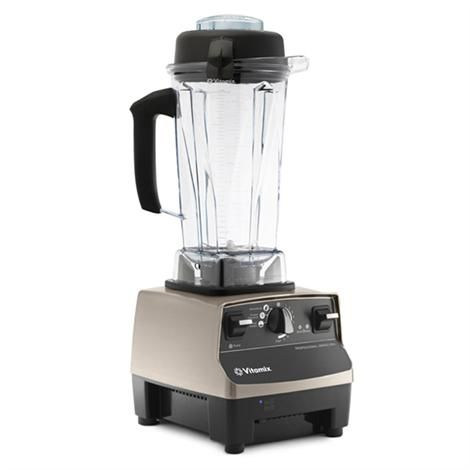 One day, all my cruddy blenders will fall away for a real Vitamix.  Food processor does not have a thing on this!