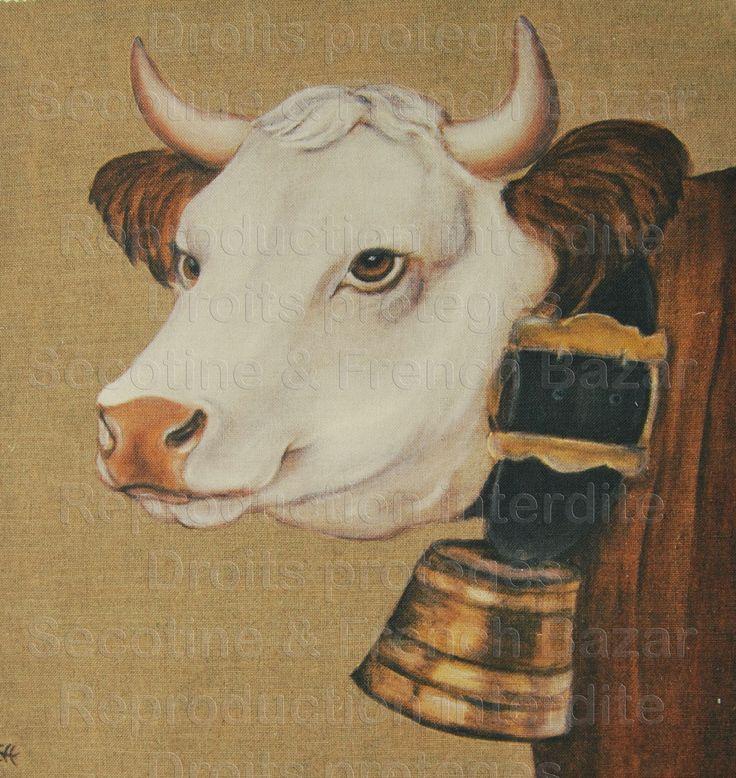 1000 id es propos de impression de vache sur pinterest vache d cor de vache et chaise en - Decoratie cottage montagn e ...