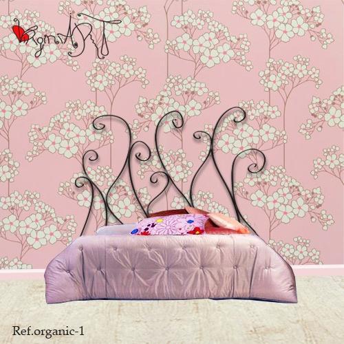 Cabeceros de forja muebles y - Cabeceros de cama modernos online ...