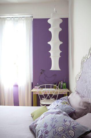 Oltre 25 fantastiche idee su dipingere pareti camera da - Stencil per camera da letto ...