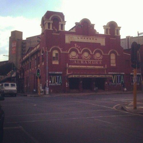 Alhambra Theatre, Johannesburg