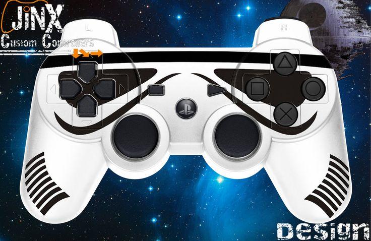 star wars controller halter