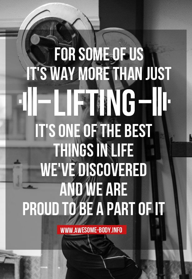 Best 25 lifting motivation ideas on pinterest - Powerlifting quotes ...