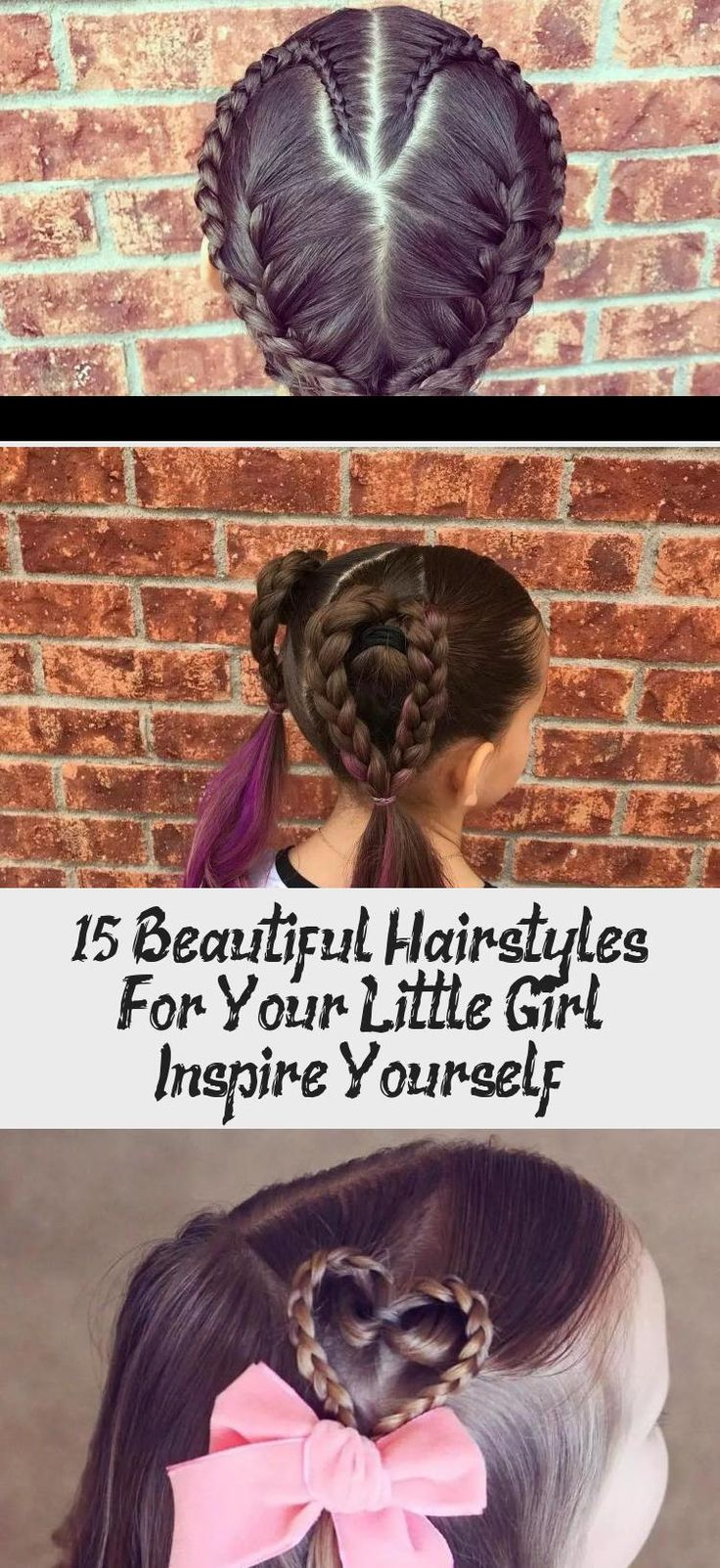 15 beautiful hairstyles for your little girl: inspire yourself  #beautiful #hairstyles #inspire #little #yourself #babyhairstylesInfant #babyhairstyles1YearOld #babyhairstylesWithBangs #babyhairstylesIllustration #babyhairstylesSketch