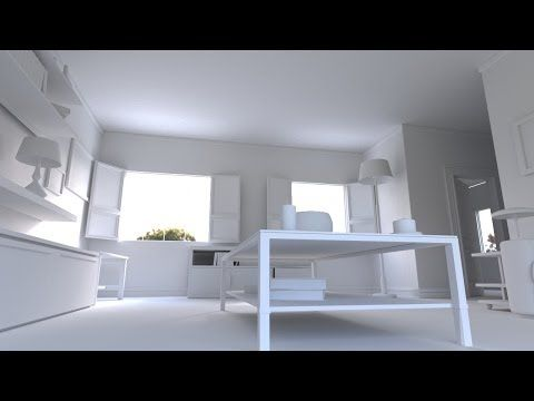Corona renderer - Introduction - YouTube