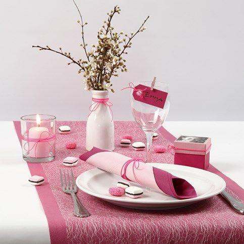 konfirmasjon bordpynt rosa - Google-søk