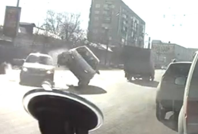 Car Accidents Compilation March 2015 (3)