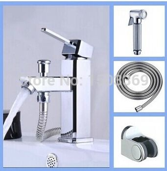Bathroom faucet with bidet shower connector with spray gun set bidet basin bidet faucet set shower set Basin faucet shower set bathroom layout * AliExpress Affiliate's Pin. Locate the offer simply by clicking the VISIT button