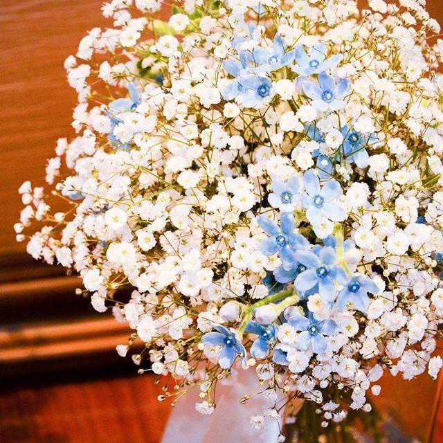 *  サムシングフォー  何か古いもの、何か新しいもの、誰かに借りたもの、そして、何か青いもの。  これらを結婚式当日に身につけた花嫁は生涯幸せな結婚生活を送ることができると言われています  #kotowa鎌倉鶴ヶ岡会館#kotowa#鎌倉#鶴ヶ岡会館#鶴岡八幡宮#結婚式#和婚#神前式#挙式#披露宴#オリジナルウエディング#プレ花嫁#ブライダルフェア#dearswedding#ロケーションフォト#サムシングフォー#サムシングブルー#和婚をもっと盛り上げたい#ブーケ #かすみ草ブーケ