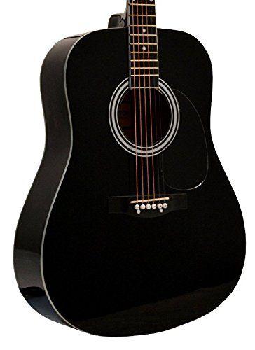 "41"" Inch Full Size Black Handcrafted Steel String Dreadno... https://www.amazon.com/dp/B003JNQ80Q/ref=cm_sw_r_pi_dp_x_AHcBzb7WPQQGV"