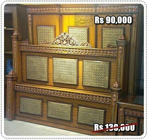Exclusive Bedroom Furniture sets for sale in Karachi