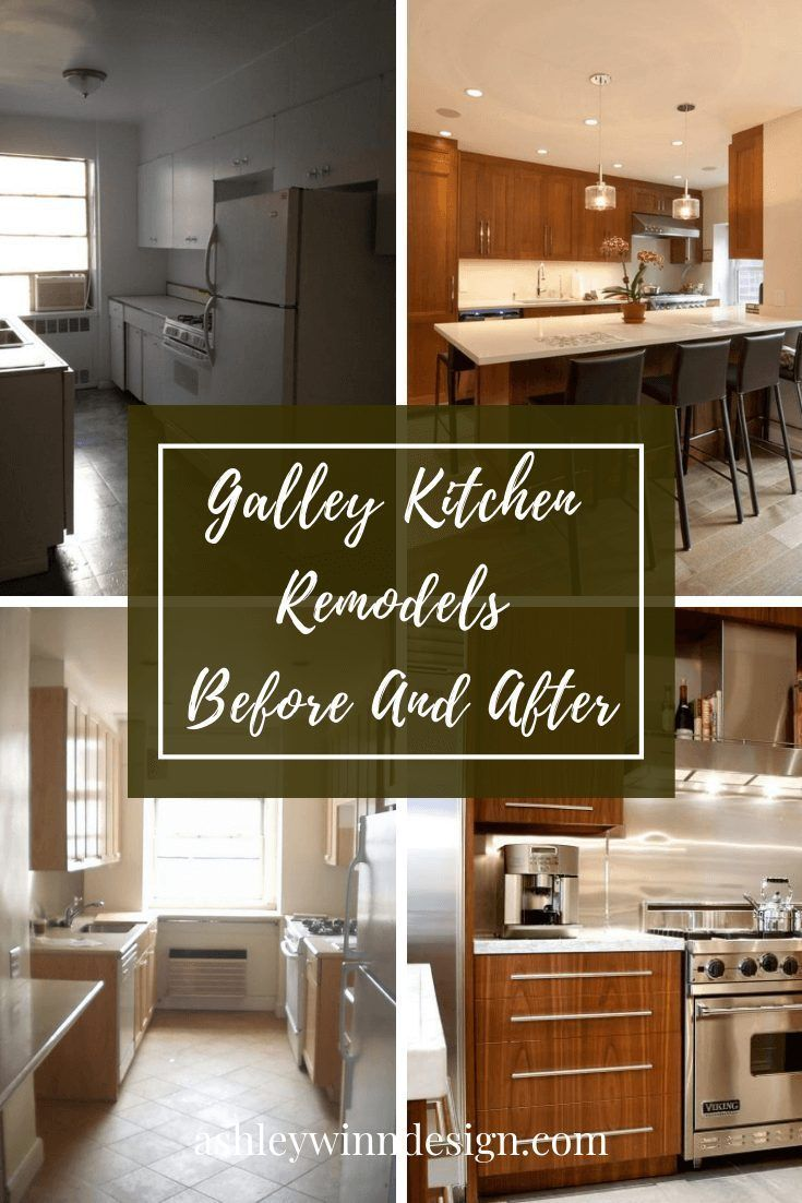 40 Awesome Galley Kitchen Remodel Ideas Design Inspiration In 2020 Galley Kitchen Remodel Kitchen Remodel Before And After Kitchen Remodel