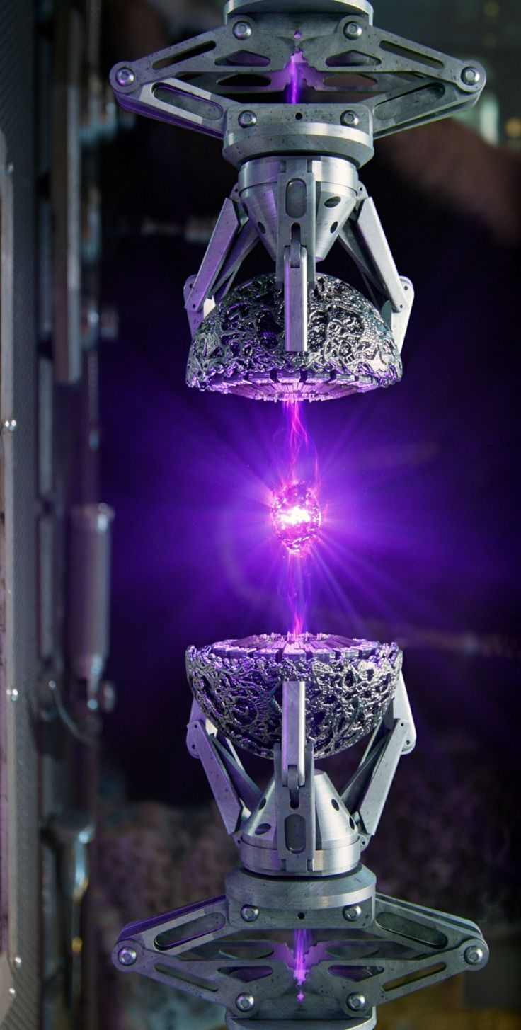 The Orb is casing for the Power Stone of the Infinity Stones.