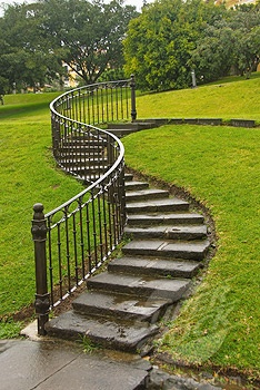 37 best images about Handrails on Pinterest | Wrought iron ...