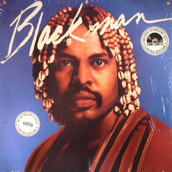 The artwork for the vinyl release of: Don Blackman - Don Blackman (Expansion) #music SoulJazz