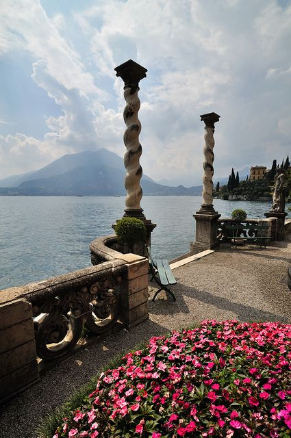 Lake Como - Varenna, Lombardy, Italy - Villa Monastero