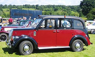 The Beardmore was an alternative taxi design used in London during the 1960s and 1970s...