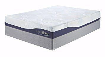 Sierra Sleep By Ashley 9 Memory Foam And Gel Mattress Queen Size