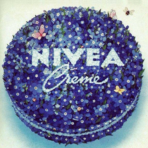 NIVEA Cream - ready for spring! #nivea #cream #hautpflege #skincare