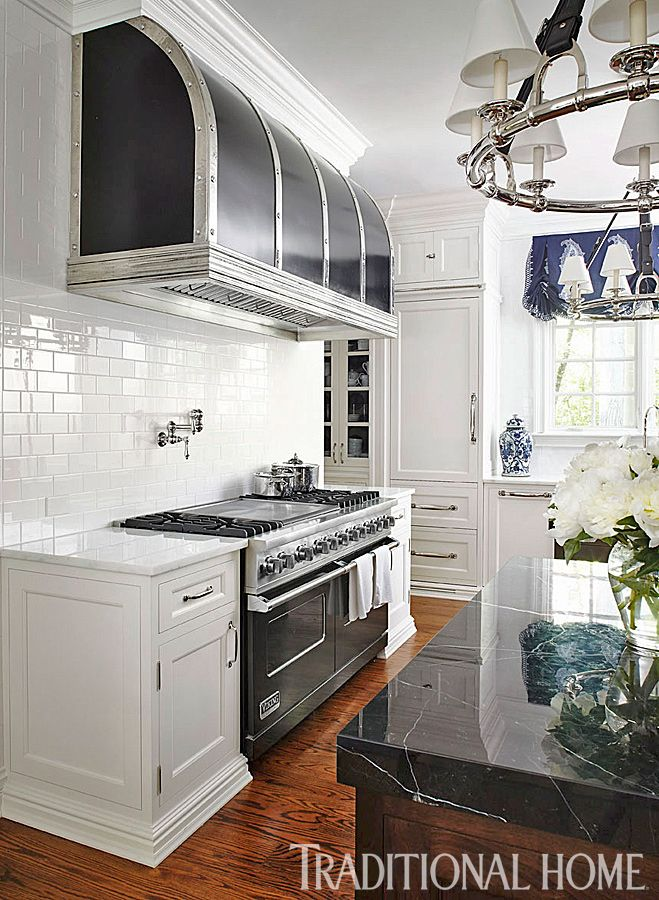 New Home In Navy And Indigo. Traditional HomesTraditional KitchenTraditional  DecorInterior Design ...