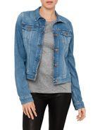 J Brand Slim Fit Denim Jacket #davidjones #loves #shop #style #fashion #chic