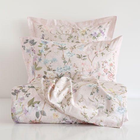 FLORAL PRINT BED LINEN - Bed Linen - Bedroom | Zara Home Sweden
