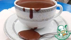 """Горячий шоколад из кинофильма """"Шоколад"""""""