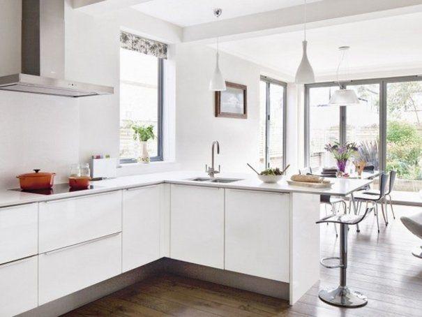Minimalist Kitchen Designs : A Brief Look Into Todayu0027s Trend In Kitchens |  Ideas | PaperToStone