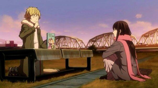 Hiyori please remember... #noragami