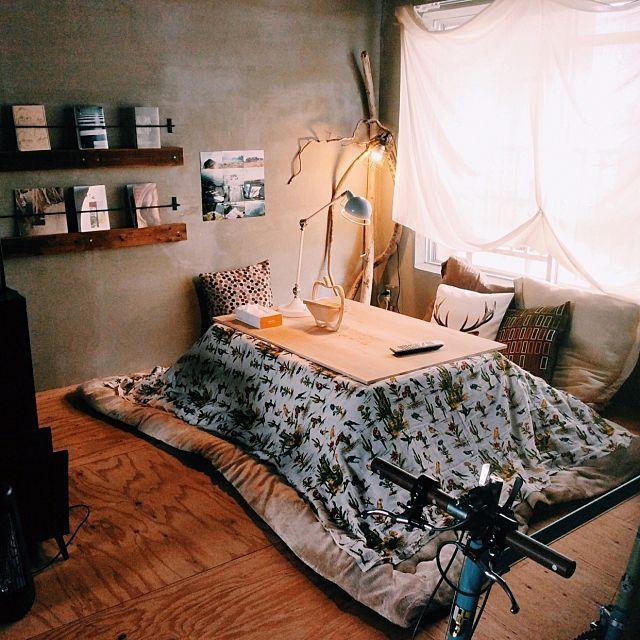 【オシャレな団地インテリア】リノベ、原状回復DIY総集編   RoomClip mag   暮らしとインテリアのwebマガジン