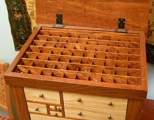 WoodCentral Craftsmanship Awards: Jewelry Box Contest