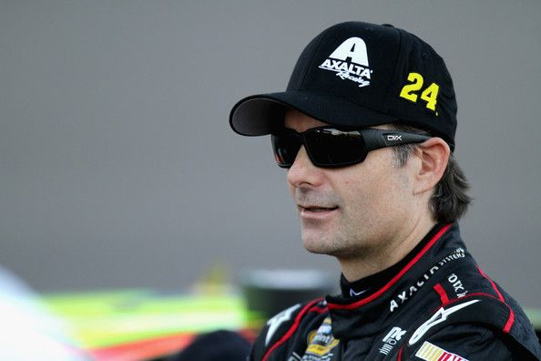 Jeff Gordon - Phoenix International Raceway: Day 2