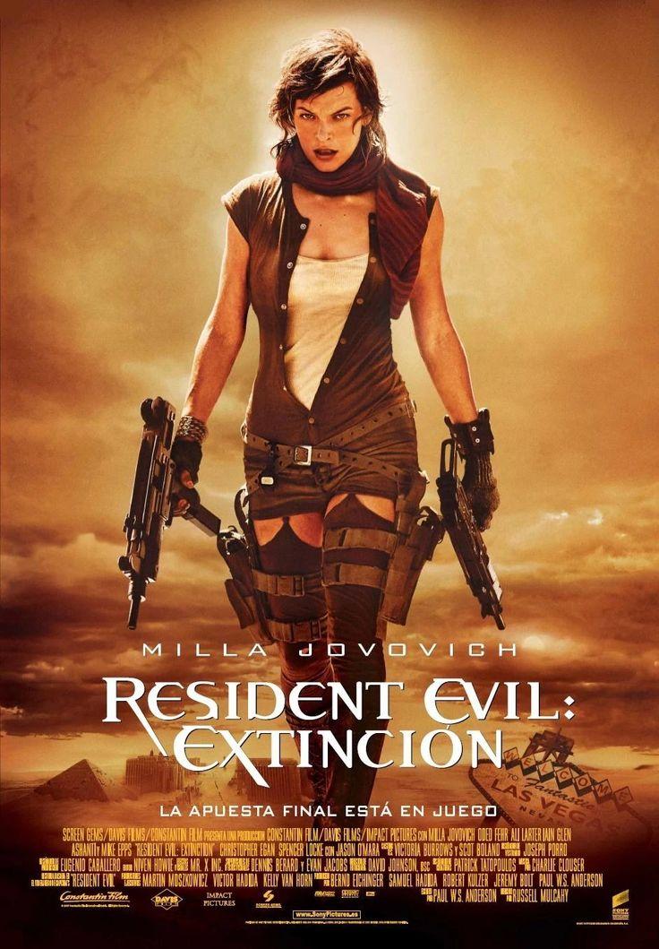 Resident Evil 3 Extinción
