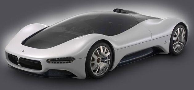 Maserati, Motorola and Pininfarina show off the amazing Birdcage 75th (again)