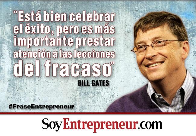 A pesar de que sus prácticas administrativas han sido criticadas, no hay duda de que Bill Gates es uno de los grandes emprendedores del siglo 21, además de ser el hombre más rico del planeta.