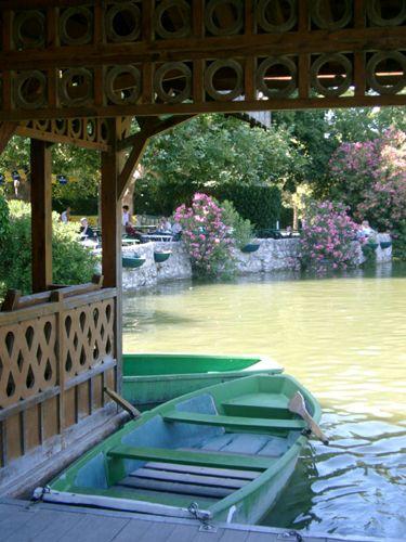 Barques du Parc Borely (Marseille / 8ème arr.)
