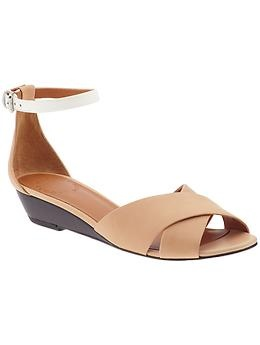 Marc by Marc Jacobs Clean Wedge | Piperlime