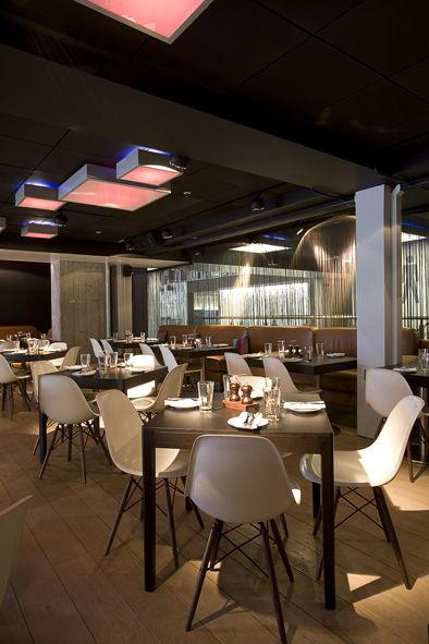 Light + Design - Benugo Bar and Kitchen