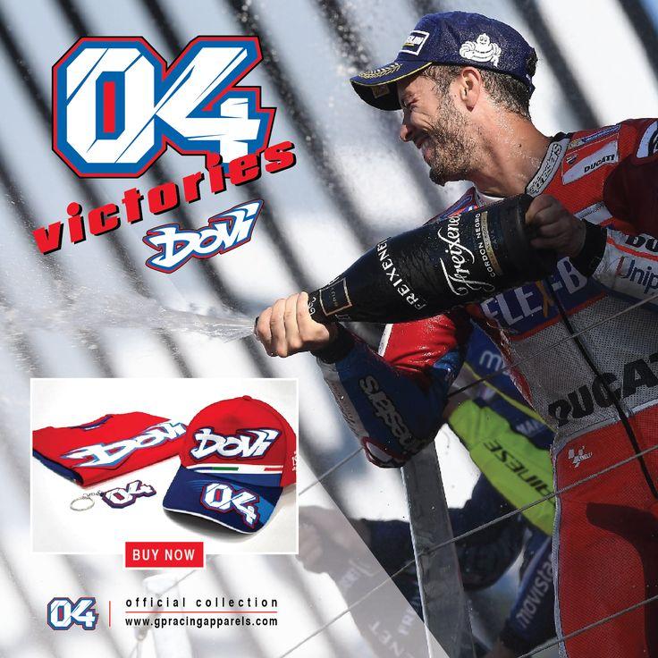 #AndreaDovizioso #MotoGP #OfficialMerchandiseAndrea
