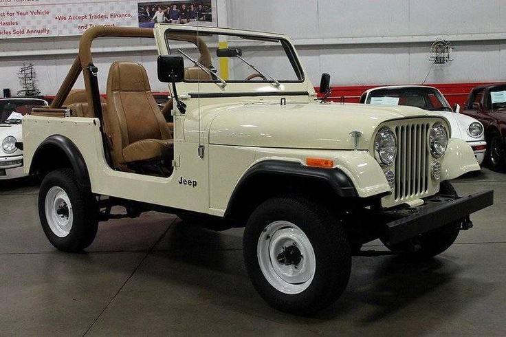 1986 Jeep CJ7 Jeep